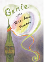 Genie of the Rainbow Beanie